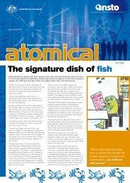 The signature dish of fish - ainse