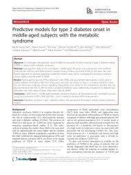 Provisional PDF - Diabetology & Metabolic Syndrome