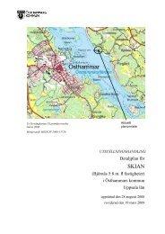 Detaljplan för (Björnäs 5:8 m. fl fastigheter) i Östhammars kommun ...