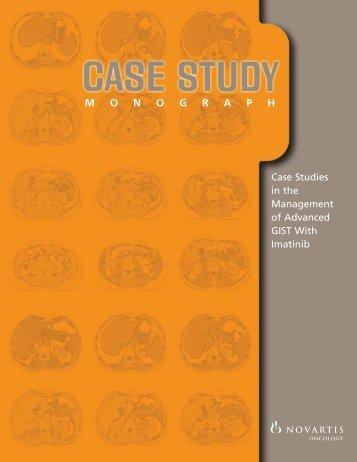 Case Studies in the Management of Advanced GIST - epgonline.org