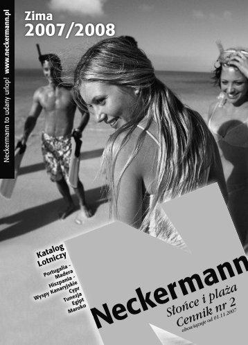 cennik zima2007-2008_ nr2.indd - Neckermann Polska