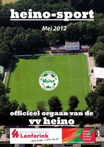 4 Heino Sport mei 2012