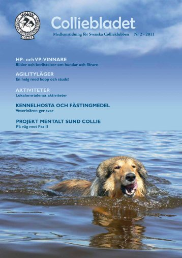 Colliebladet - Svenska Collieklubben