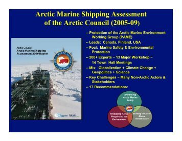 Download PDF (256.29 KB) - State of the Arctic 2010
