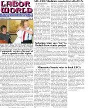 March 21, 2007 - Labor World