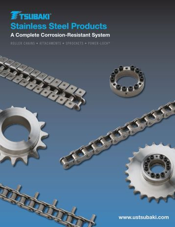 Stainless Steel Products - Tsubaki