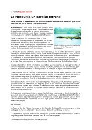 AL FRENTE Riqueza natural - International Biodiversity Day