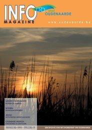 Infomagazine nr 65 - Stad Oudenaarde
