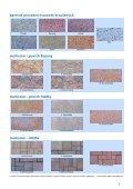 CENÍK opěrných zdí - KB - BLOK systém, sro - Page 3