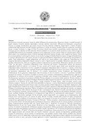 insegnamento di ELETTROTECNICA II ANNO – I SEMESTRE ... - dieet