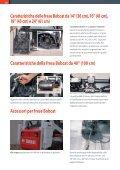 Caratteristiche: accessorio fresa - Bobcat.eu - Page 5