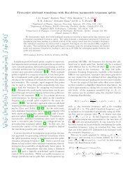 arXiv:1301.0535v1 [cond-mat.supr-con] 3 Jan 2013 - EPIQ ...