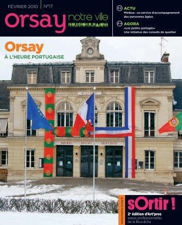 Orsay, notre ville