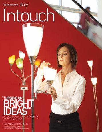 21520 InTouch cover.qx - Richard Ivey School of Business ...