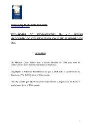 135ª Sessão Ordinária 27/09/2011 - AMB