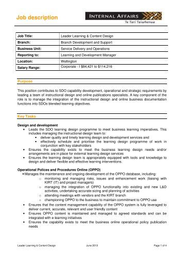 Commercial Manager Job Description Key Account Executive Job