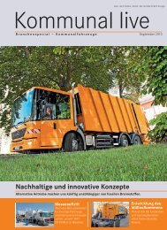 Nachhaltige und innovative Konzepte