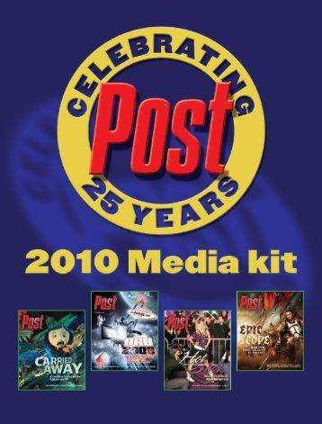 2007 Media Kit - Post Magazine
