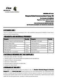 Download datasheet for : ELISA Kit for Annexin A5 - antibodies ...