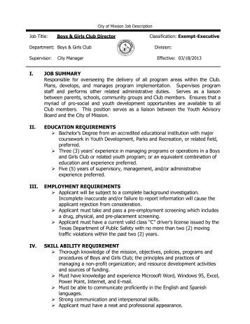 Film Director Job Description | Recreation Director Job Description Wiring Schematic Diagram