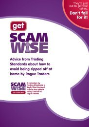 Scam Wise - Torbay Council