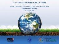 Presentazione finale del concorso - Fondazione Univerde