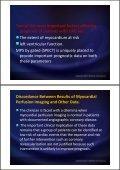 Prognostic Value Of Myocardial Prognostic Value Of Myocardial ... - Page 2