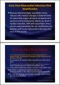 Prognostic Value Of Myocardial Prognostic Value Of Myocardial ... - Page 6