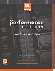 Performance Manager Brochure - HiQnet