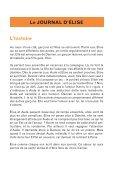 Le Journal d'Elise - Page 5