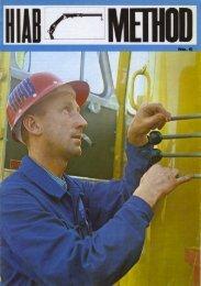 HIAB Method Magazine #5 1967 - Atlas Polar Company Ltd