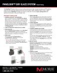 Panel Grip Flyer 4-2009 (metric).indd - Morse Industries - Page 6