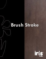 Brush Stroke Catalog - Iris US