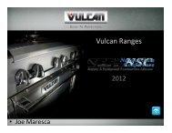 Vulcan Ranges, NSC October 2012 (PDF) - SEFA