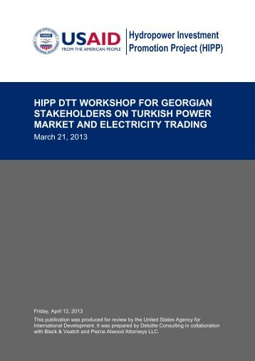 report_workshop_dtt_gse_hipp - Hydropower Investment Promotion ...