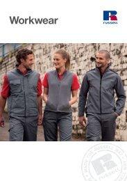 RUSSELL Workwear 2012 Broschüre (A5) zum Herunterladen