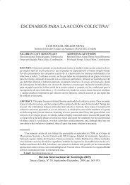 escenarios para la acción colectiva1 - Digital Library Of The Commons