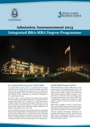 Admission Announcement 2013 Integrated BBA-MBA Degree ...