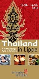 Infos | Ausstellungen, Programm & Vorträge - Thailand in Lippe