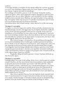 Vi skal gøre opmærksom  på, at ændringer i rejse - Tidsskriftet SFINX - Page 4