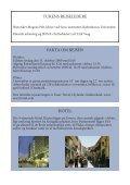 Vi skal gøre opmærksom  på, at ændringer i rejse - Tidsskriftet SFINX - Page 6