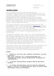 Verjährte Steuern - Gemeinde Arth Online