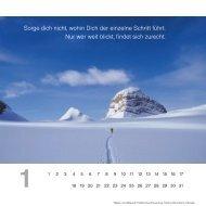 Motivationskalender Zeitlos I ansehen - Harry Neumann