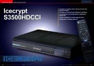 • receiver cu sistem Linux extrem de mic, dar complet echipat ...