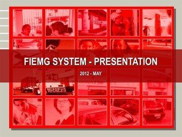 FIEMG SYSTEM - PRESENTATION - Global Urban Development