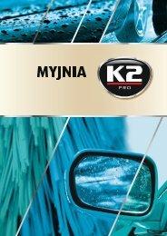 Katalog produktów K2 - dla myjni - AD Polska