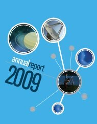 National Research Foundation Annual Report 2008 / 2009 [Part 1]