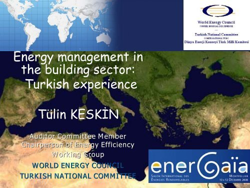 Energy efficiency and renewables - Euromedina