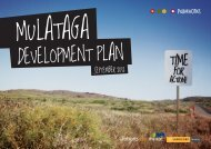 DEVELOPMENT PLAN - Shire of Roebourne