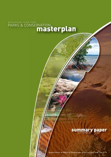 Parks & Conservation Master Plan - Northern Territory Cattlemen's ...